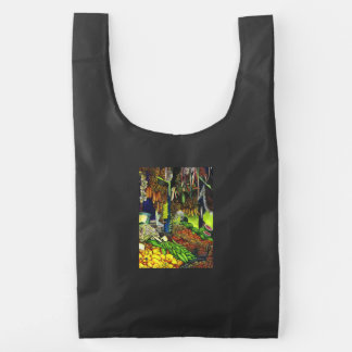 Common Threads of Human Interactions, Budapest Reusable Bag