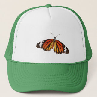 Common tiger butterfly trucker hat