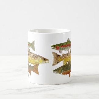 Common Trout Classic White Coffee Mug