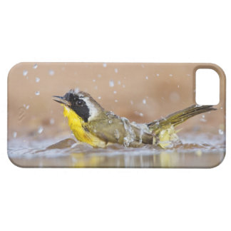 Common yellowthroat bathing iPhone SE/5/5s case