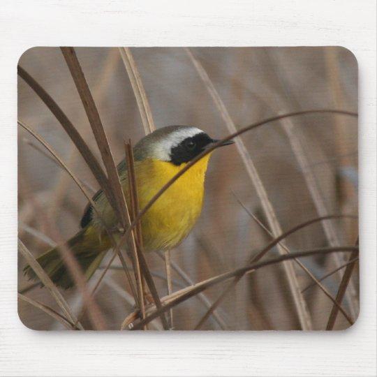 Common Yellowthroat Bird Wildlife Animal Wetlands Mouse Pad