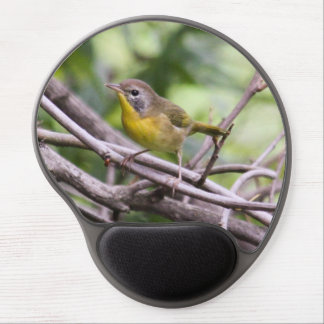 Common Yellowthroat Gel Mouse Pad