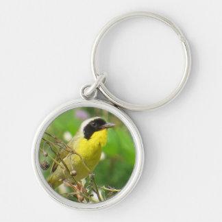 Common Yellowthroat Key Chain