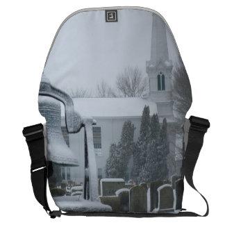 Commons, Little Compton, RI Courier Bag