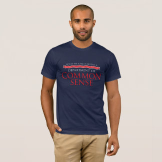 """Commonsense"" T-Shirt"