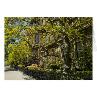 Commonwealth Ave Bldg, Boston MA Card