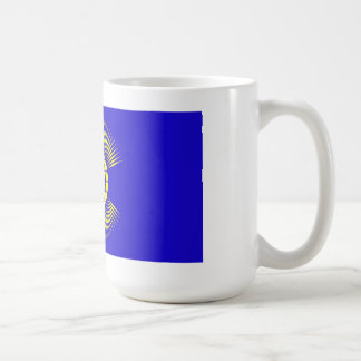 Commonwealth Classic White Coffee Mug