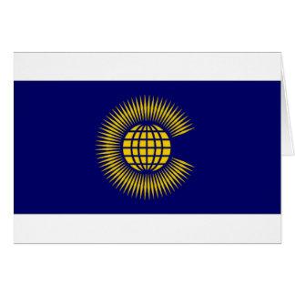 Commonwealth Flag Card