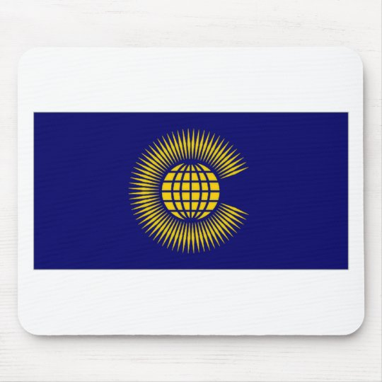 Commonwealth Flag Mouse Pad