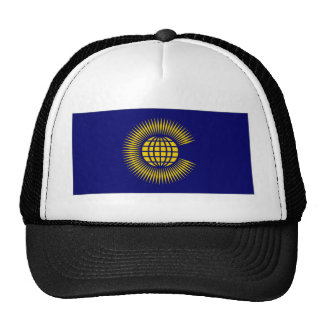 Commonwealth Flag Trucker Hat