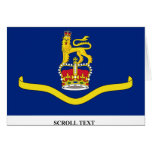 Commonwealth Governor General, United Kingdom Greeting Card