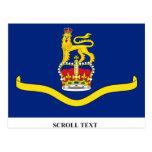Commonwealth Governor General, United Kingdom Postcards