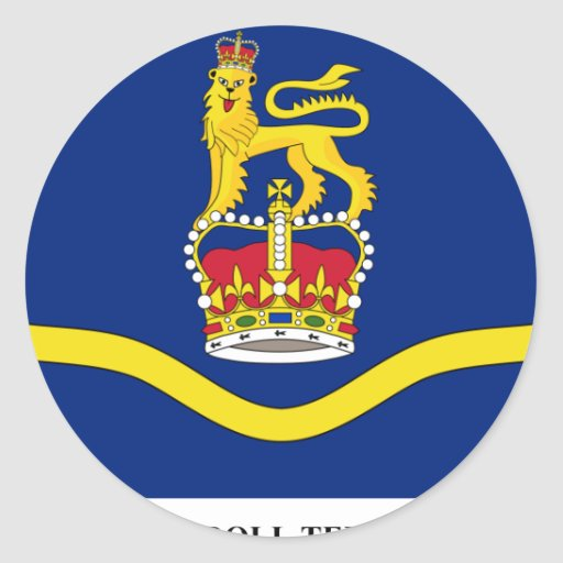 Commonwealth Governor General, United Kingdom Stickers