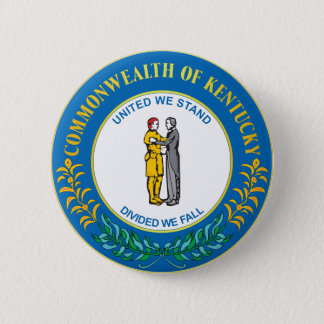 Commonwealth of Kentucky Pinback Button