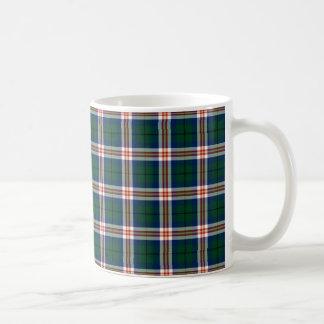 Commonwealth of Kentucky Tartan Classic White Coffee Mug