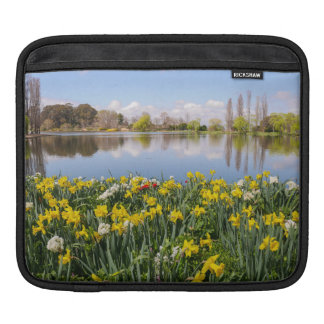 Commonwealth Park, ACT, Canberra iPad Sleeve
