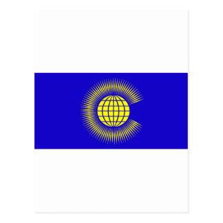 Commonwealth Postcard