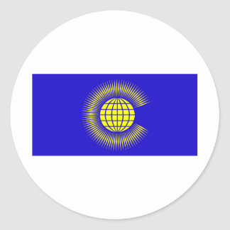 Commonwealth Stickers
