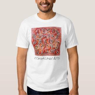 Communicate! Dresses