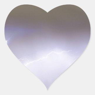Communication Breakdown Heart Sticker