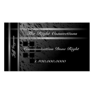 Communication Connection Double-Sided Standard Business Cards (Pack Of 100)