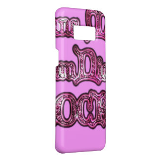 Communication Rocks Pink Hakuna Matata Case-Mate Samsung Galaxy S8 Case
