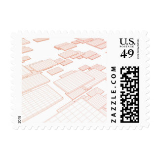 Communication Software and Technology Tools Postage Stamp