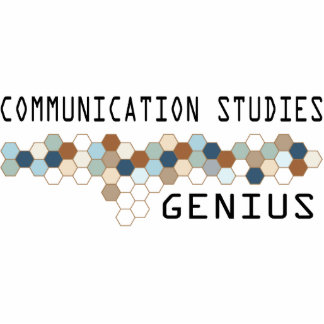 Communication Studies Genius Cut Outs