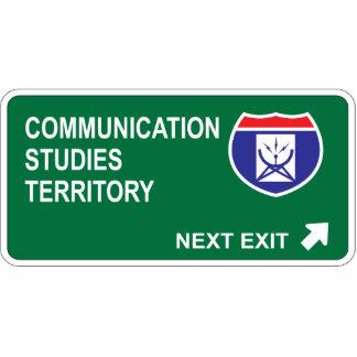 Communication Studies Next Exit Photo Cut Out