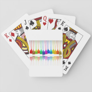 Communication Tags Playing Cards