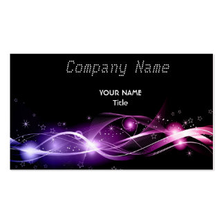 Communications Business card