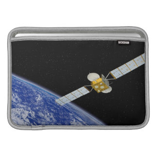 Communications Satellite MacBook Sleeve