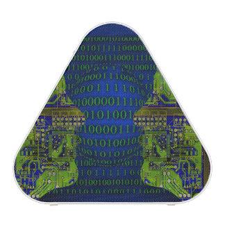 Communicaton binario altavoz bluetooth
