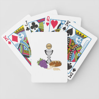 COMMUNION BICYCLE PLAYING CARDS