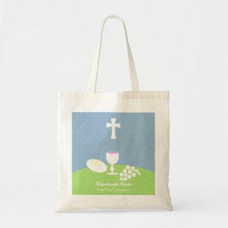 Communion Bread of Life Tote Bag