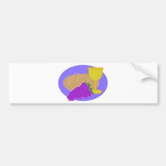 Communion Bumper Sticker