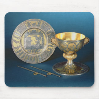 Communion Cup, Plate and Fistulae Mouse Pad