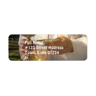Communion Mailing Labels