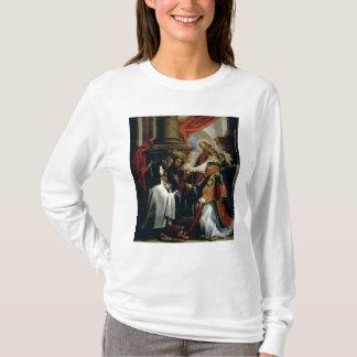 Communion of St. Teresa of Avila  c.1670 T-Shirt