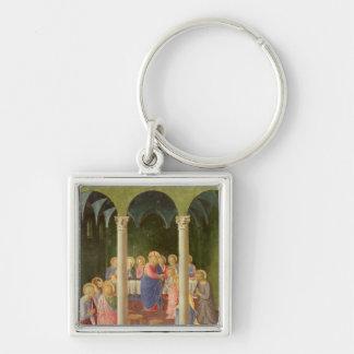 Communion of the Apostles, 1451-53 Keychain