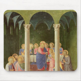 Communion of the Apostles, 1451-53 Mouse Pad