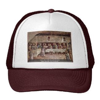 Communion Of The Apostles Communion Trucker Hat