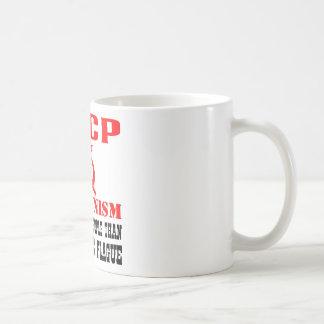 Communism Killed More People Than Bubonic Plague Coffee Mug