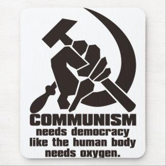 COMMUNISM MOUSE PAD
