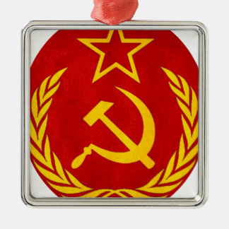 communism Russian symbol Metal Ornament