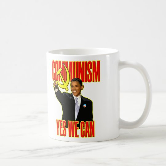 COMMUNISM yes we CAN mug