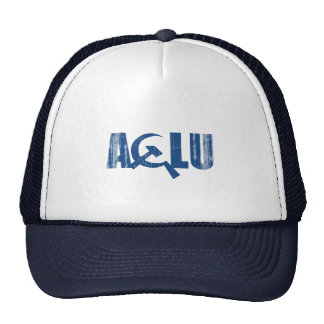 Communist ACLU Faded.png Trucker Hats