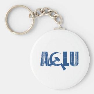 Communist ACLU Faded.png Keychain
