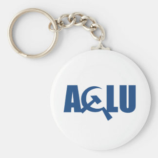 Communist ACLU Key Chains