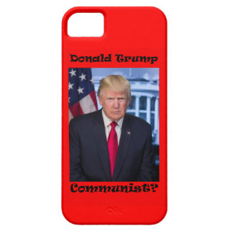 Communist - Anti Trump iPhone SE/5/5s Case